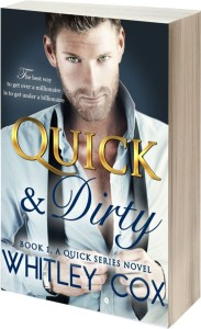 Quick and Dirty 3D cover